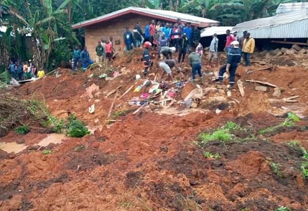Gobierno cubano lamenta pérdidas humanas por deslizamiento de tierra en Camerún