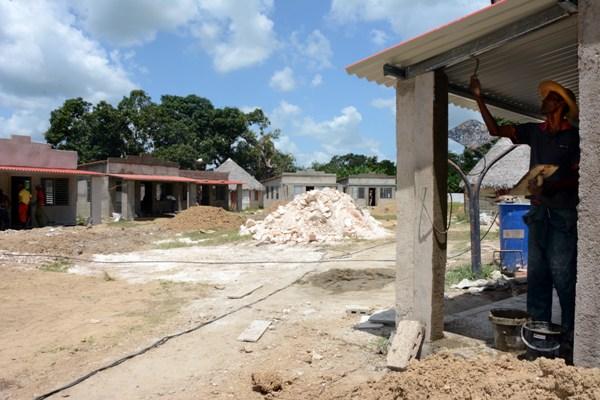 A punto, remodelación de Campamento de Pioneros Exploradores del municipio de Florida