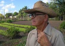 La vitalidad octogenaria de un campesino en Camagüey