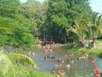 Campismo popular muy aceptado este verano en Camagüey
