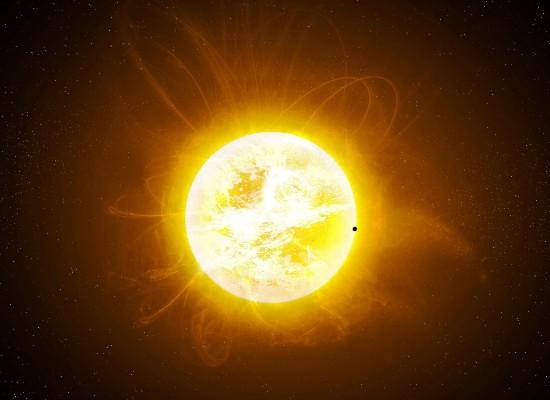 Capa magnética del Sol se ha hecho más fina, revela estudio