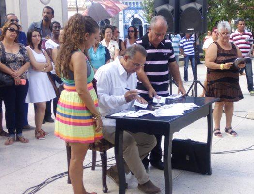 Cancelan sello postal por XX aniversario de la Oficina del Historiador de Camagüey