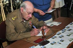 Cancelan sello por aniversario 55 de rganos de la for Sello del ministerio del interior