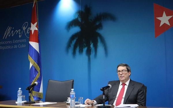 Llama Canciller cubano a la solidaridad internacional en reunión de la CELAC