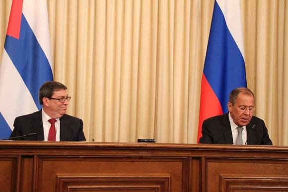 Reconoce Rusia prestigio internacional de Cuba pese a sanciones de EE.UU.