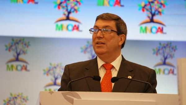 Cuba llama en reunión del MNOAL a frenar el injerencismo