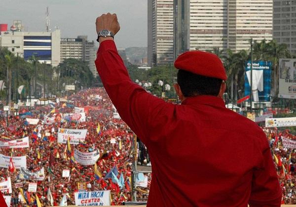 Dirigentes bolivarianos rinden tributo a Hugo Chávez