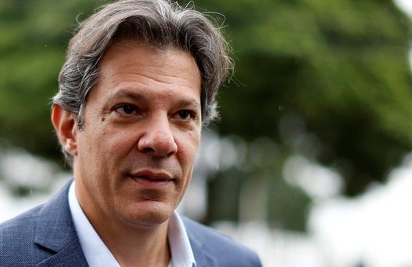 Elección de Haddad será la respuesta al golpe, asegura Lula