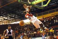 Capitalinos gana segundo juego a Camagüey en Liga Superior de Baloncesto