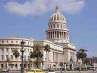 Restauran área del Capitolio Nacional donde radicará el Parlamento cubano