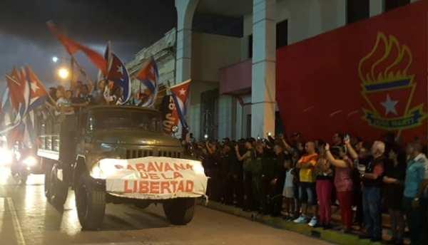 Camagüey revive la entrada triunfal de Fidel el 4 de enero de 1959 (+Fotos y Posts)