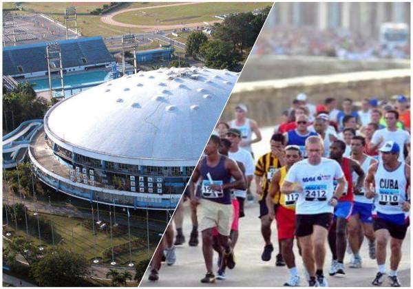 Carrera San Silvestre de La Habana despide el calendario deportivo en Cuba