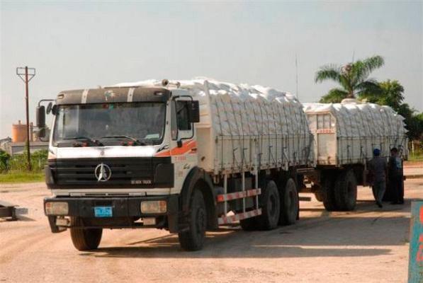 Apoyan trabajadores del Transporte la recuperación en Camagüey