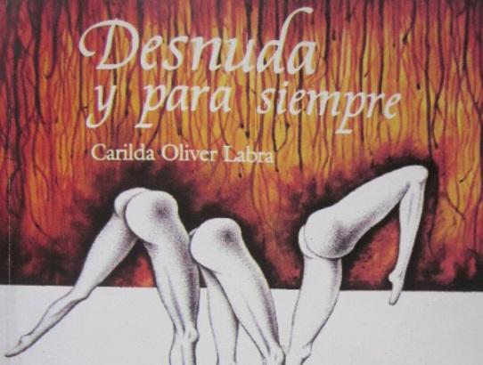Desnuda y para siempre, regalo de Ácana a Carilda Oliver