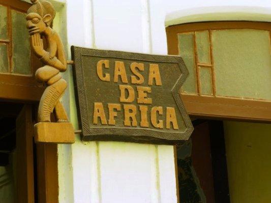 Casa del África acogerá Taller de Antropología Afroamericana