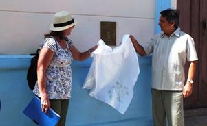 Casa natal de La Avellaneda declarada Monumento Nacional