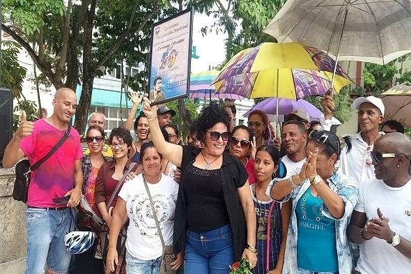 Colectivo de la Casa del Joven Creador, de la AHS en la ciudad de Camagüey, Vanguardia Nacional por sexto año consecutivo.
