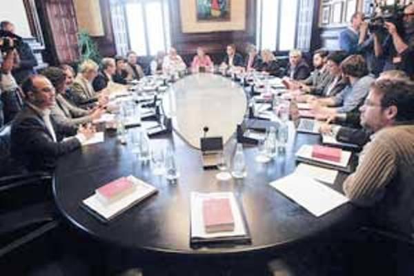 Tribunal Constitucional recibe impugnación sobre propuesta de República Catalana