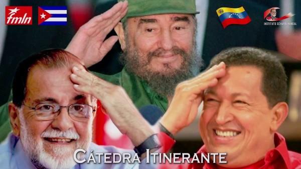 Destacan salvadoreños legado de Fidel Castro ante amenazas imperiales