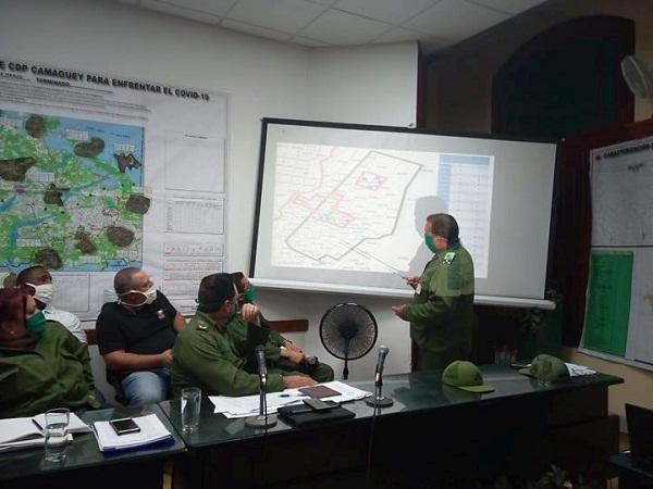 Evalúan en Camagüey situación epidemiológica del consejo popular Buenos Aires-Bellavista