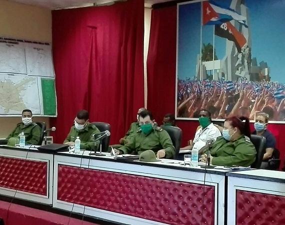 Consejo de Defensa en Camagüey evalúa prioridades de actual etapa recuperativa