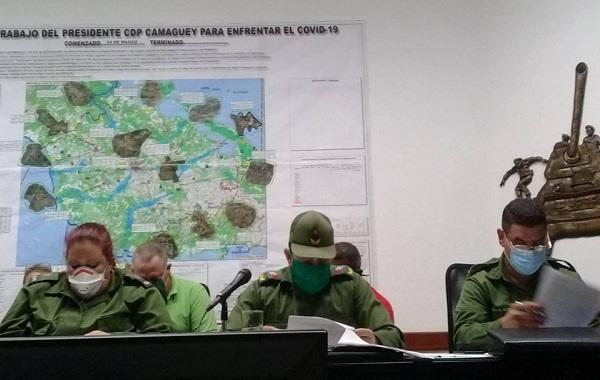 Consejo de Defensa en Camagüey aprueba nuevas medidas para enfrentar al coronavirus