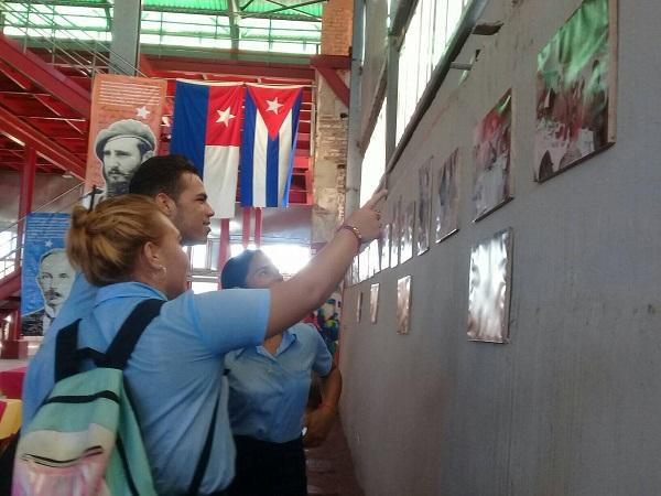 Homenaje a Fidel Castro desde Camagüey por aniversario 59 de los CDR (+ Fotos y Post)