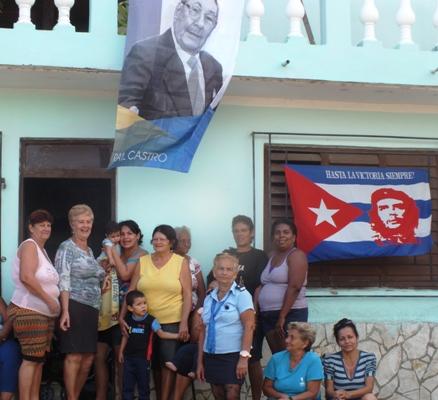 Recibe Comité de Defensa de la Revolución camagüeyano condición Vanguardia Nacional