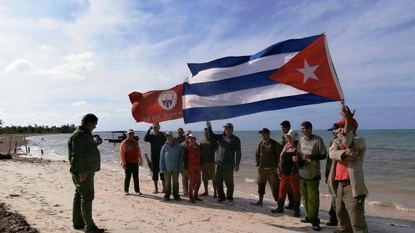 Ejercitan acciones contra ilegalidades en costas camagüeyanas (+Fotos)