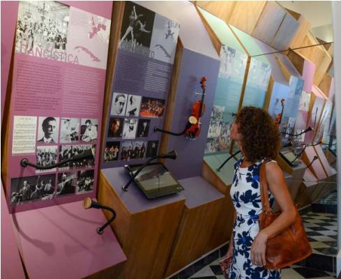 Inauguran en Cuba Centro para la Interpretación de Relaciones Culturales con Europa (+Fotos)