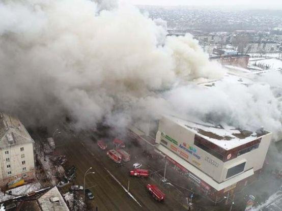 Putin ofrece condolencias a familiares de víctimas de incendio en Siberia