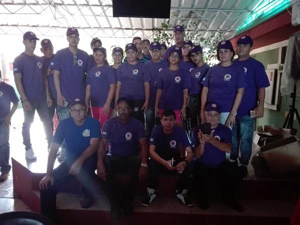 Celebran en Camagüey XV aniversario de estructuras para reducir riesgo de desastres