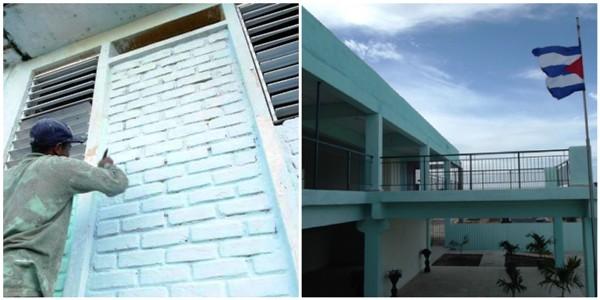 Avanza en Camagüey reparación de centros educacionales