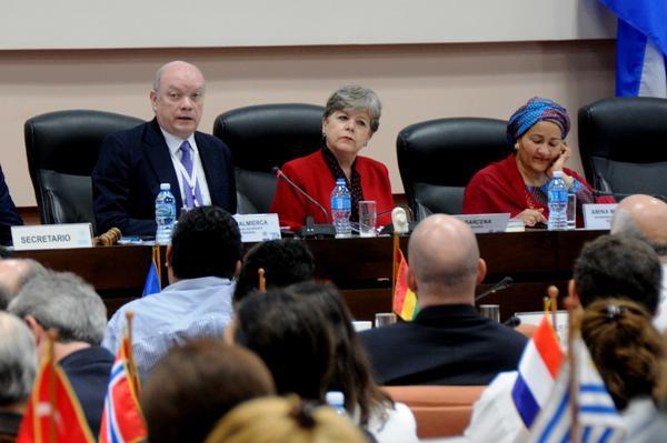 Cuba expresa compromiso en Presidencia pro tempore de la CEPAL