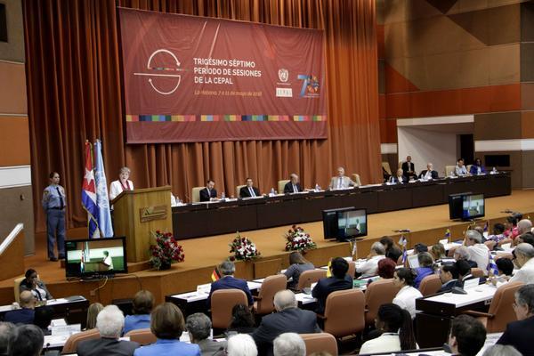 CEPAL pasará revista a su labor por Latinoamérica y Caribe