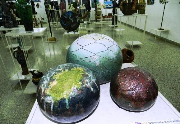 Artesanos camagüeyanos dedicarán salón expositivo a la cerámica