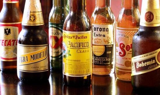 La cerveza es la bebida preferida por los mexicanos
