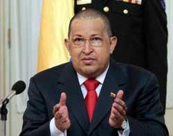Chávez envió saludo a la Fuerza Armada Bolivariana