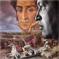Sigue el Comandante Chávez por estas tierras de América