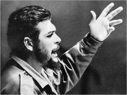 El legado del Che Guevara late en el pueblo venezolano
