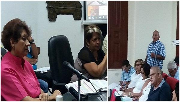 La Ministre d'Éducation a loué la récupération des écoles à Camagüey