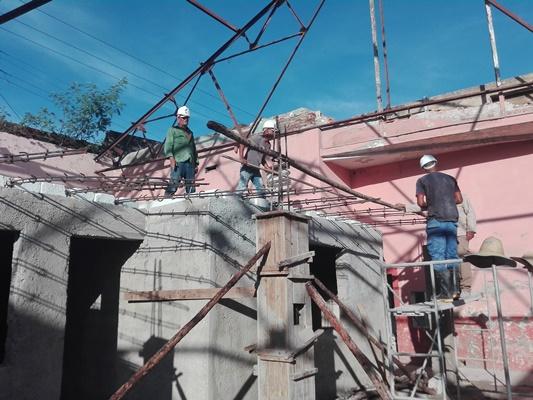 Chequean en Camagüey construcción de viviendas en locales adaptados (+Fotos)