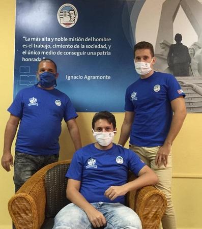 Triunfo para los camagüeyanos en Mundial Online Universitario de Ajedrez (+Post y fotos)