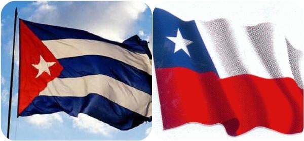 Se reúnen ministros de Energía de Cuba y Chile