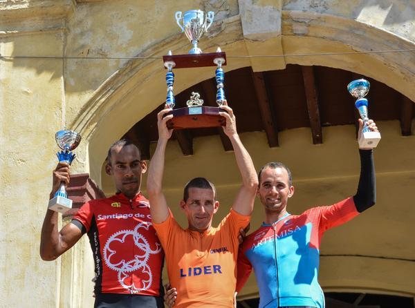 Coronan a líderes del principal certamen de Ciclismo de Ruta en Cuba