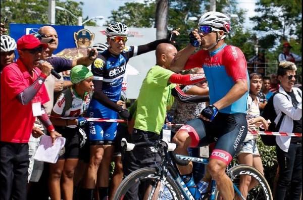 Artemiseño Nodarse conquista tercera etapa del Clásico cubano de Ciclismo