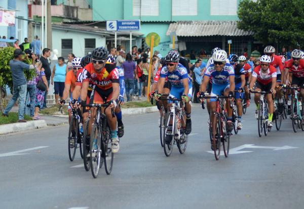 Conquistó Frank Sosa séptima etapa de Clásico cubano de Ciclismo