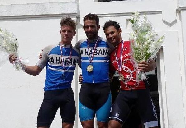 Leandro Marco conquista octava etapa de Clásico cubano de Ciclismo