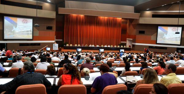 El cambio climático en Convención cubana sobre Medio Ambiente