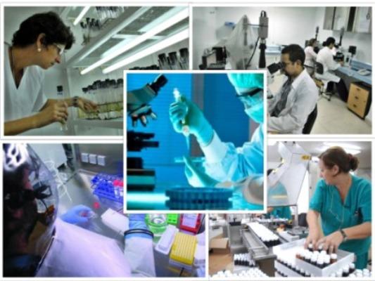 Destaca Díaz-Canel potencial científico-tecnológico del sistema de Salud cubano